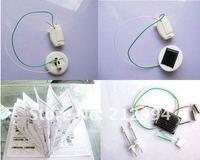 Детская игрушка с питанием от солнечной батареи 8pcs/lot 6 in 1 Manual Assemble Solar Power Educational Kits Toy Educational Solar Kit