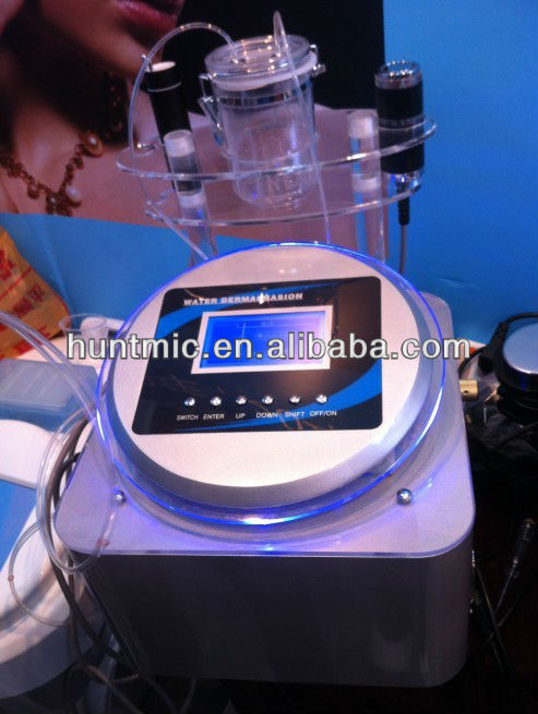 professional facial hydro dermabrasion machine water dermabrasion machine