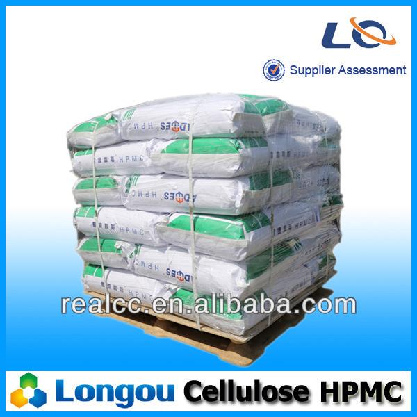 HPMC/MHPC polysulphide sealant