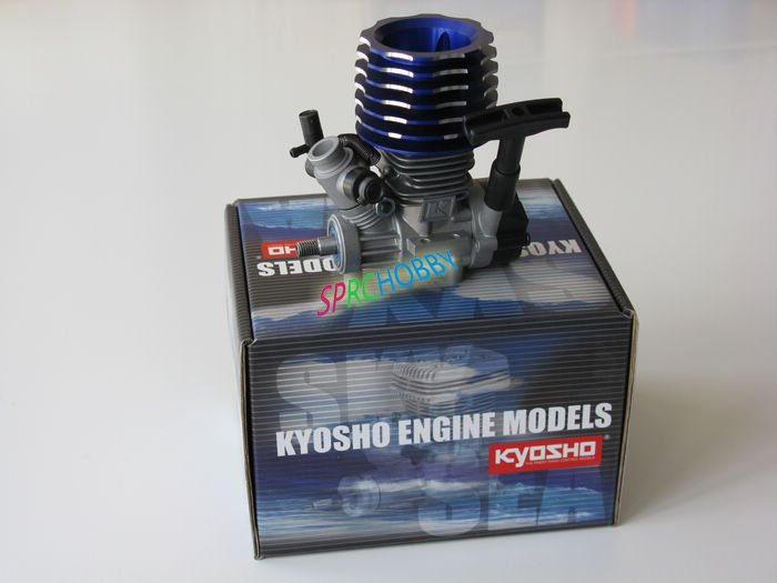 Free Shipping Kyosho GXR18 74017 Pullstart Engine Methanol Fuel