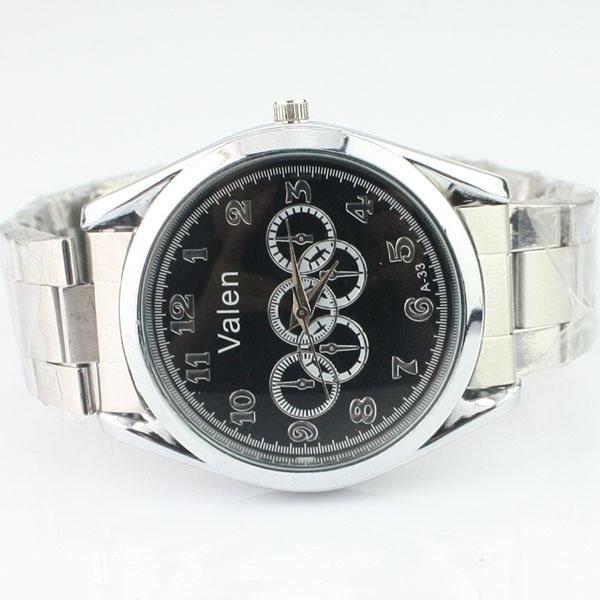 Stainless Steel Wrist Watch With Brand Car LogosWrist Watch Brand Logos