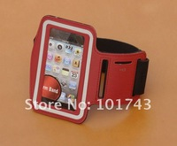 Ремень с карманом под телефон на руку Soft Belt Running Sports ArmBand for Samsung Galaxy S3 SIII i9300, Travel Accessory