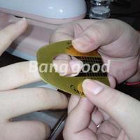 Средство для лечения ногтей 100pcs Professional Acrylic UV Gel Extension Forms Guide Nail Art Tips Stickers