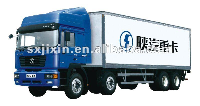 SHACMAN F2000 8x4 cargo Truck