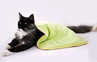 Аксессуары для кошек Durable thickened soft cat blanket