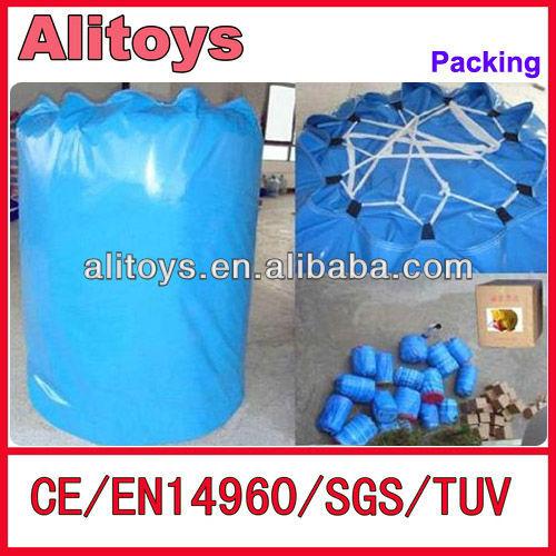 Portátil de dois andares piscina inflável