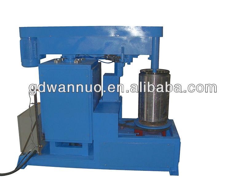 automatic buffing machine