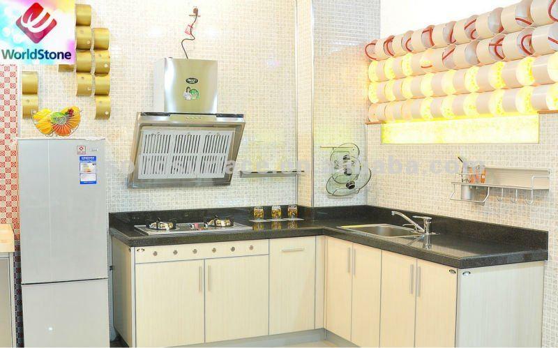 Kitchen Cabinet Top Material Design Ideas