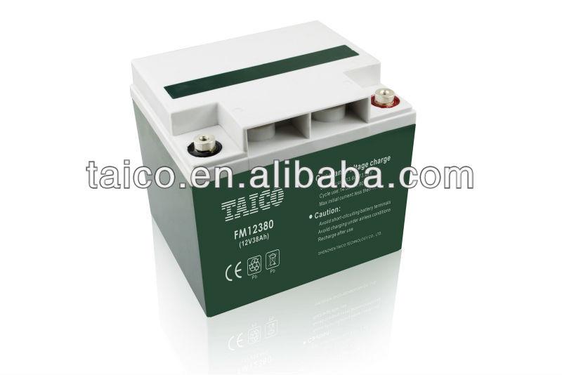 FM12380 TAICO Lead Acid dry battery 12v for ups
