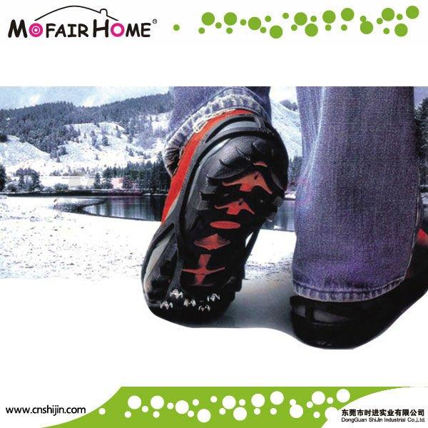 Non-slip chaussures Crampon de neige et glace