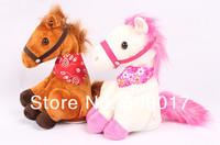 Потребительские товары 2014 New Year Gift Talking Horse Recording Horse For Children As Christams Gift Horse