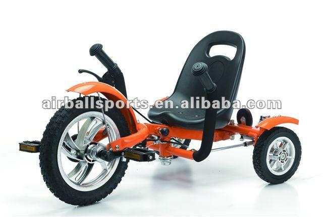 Kid Karts Used 3 Wheel go Kart For Kid 3-5