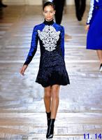 Design Women Ladies Embroidery Lace Dress Dresses