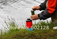 Товары для спорта Soldier's Camping Hiking Portable Water Filter Cleaning Purifier