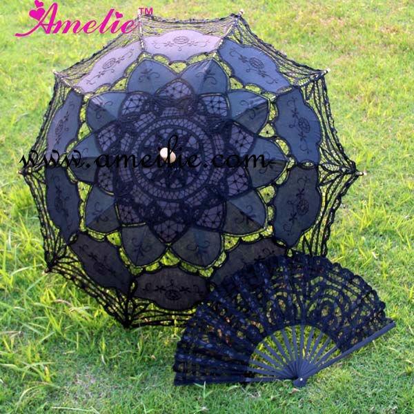 A0101 Black parasol and fan-A.jpg
