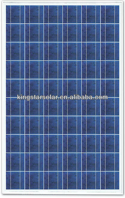 High efficiency and Competitive price Chinese polycrystalline 290W Kingstar solar panel on sale