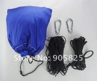 Freeshipping outdoor camping hammock with mosquito net anti-pest hammock yard guard household 120kg load 2.5m