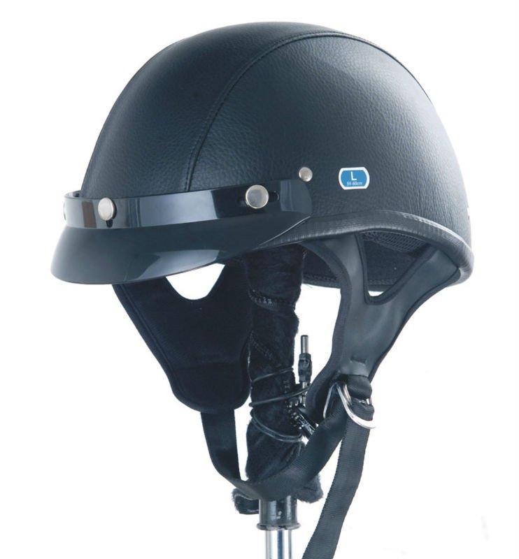 motorcycle half face helmet/low price half face helmet