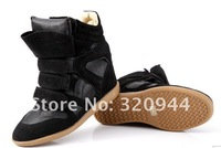 Женские кеды 2012 new style Women's ISABEL MARANT Sneaker casual shoes 36-41