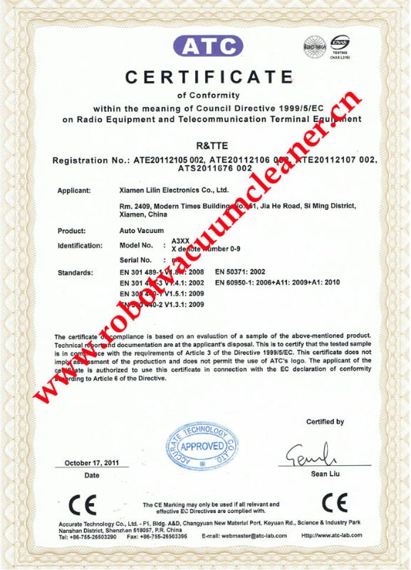 A320 CE R&TTE Certification(with mark).jpg