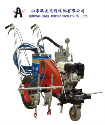 2014 Hand-push Road Marking Machine For Cold Paint for sale