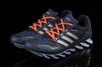 Потребительские товары 2014 100%REAL Springblade Spring ADIDA blade Shoes size 40-45, original color, latest version Tenisshoes women 27 colors