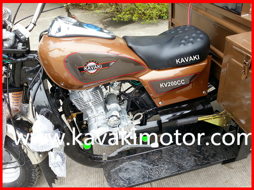 2013 new model Panyu 150 cc motor trike scooter KV150ZHZ-A
