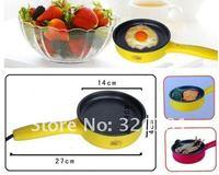 Электрическая сковородка с длинной ручкой