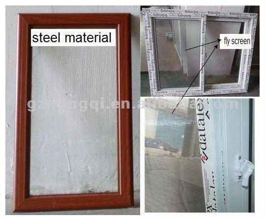 Coulissante en aluminium fen tre avec moustiquaire for Reduire fenetre windows