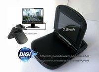 """Автомобильный видеорегистратор NEW 720P Car dvr recorder + Digital Zoom+ 2.4""""Screen +120 Degree Camera"""