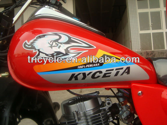 200cc Water Cooled Racing Three-Wheel Motorcycle