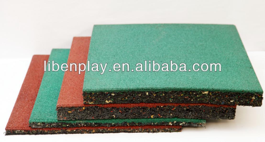 Cheap Basketball Court Flooring Rubber Mat