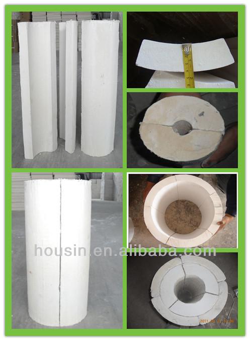 thermal insulation Calcium Silicate material