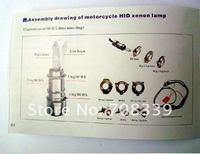 Система освещения HID DC H6 HID HID