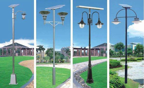 Unounalane Светодиодные уличные светильники с фотоэлементом.