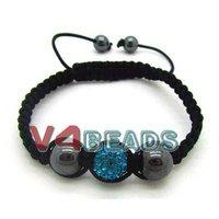Оптовые браслеты и браслеты Shamballa браслеты v0001