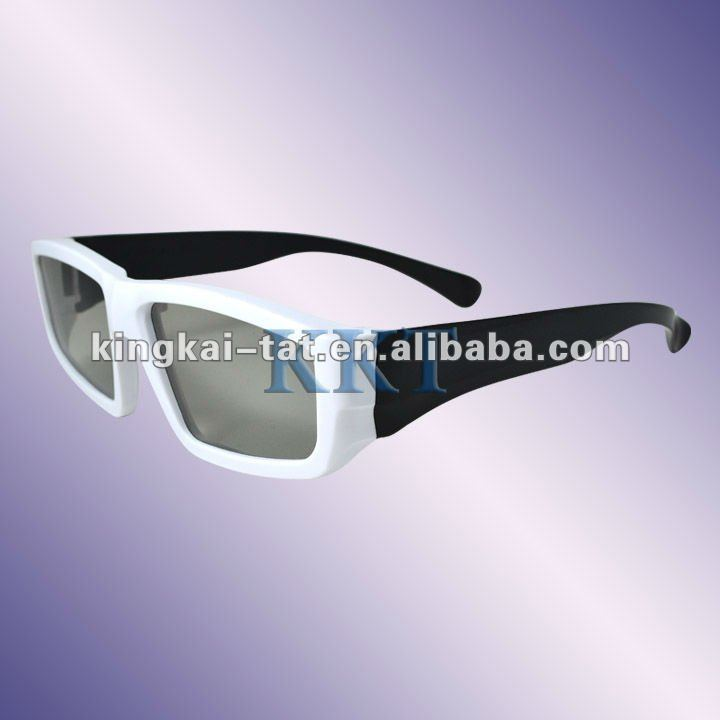 hot selling plastic polarized 3d eyeglasses