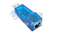 Сетевая карта Brand New USB1.1 RJ45 Ethernet 10/100 /lan USB ,  1301#