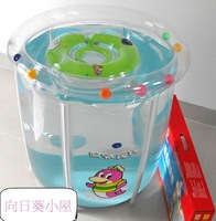 Baby Transparent Plastic Swimming Pool
