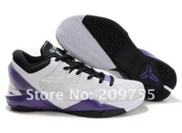 Мужская обувь для баскетбола Hot Sale Fly By Basketball Shoes Genuine Leather Sneakers Size 8-13