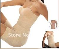 Женское термо-белье Slimming body suit Model body Thin body beautiful system conjoined twins underwear