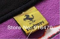 men's long-sleeved jacket F1 racing suit leisure sports fleece jacket standing collar 5 Color