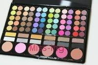 Ship via EMS! 78 Colour Eyeshadow Blusher Palette Makeup Eye Shadow #1