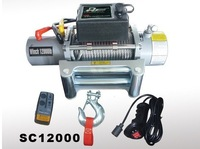Лебедка 12000lbs High quality Winch Electric Winch for pulling and lifting