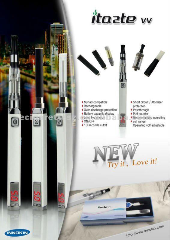 Newest e cig for T2 Innokin iTaste VV express