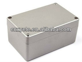 New FA2-1 waterproof aluminum box