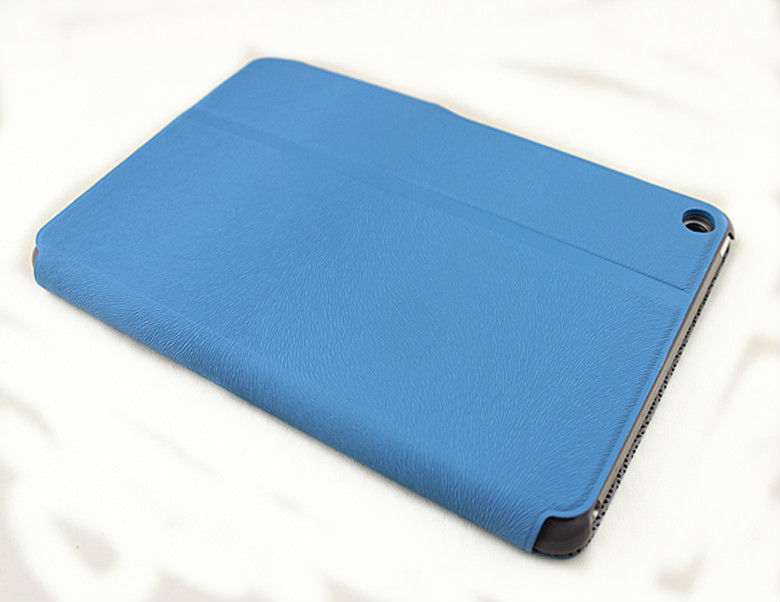 for ipad mini tablet with wallet and stand function made in china