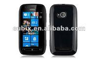 Чехол для для мобильных телефонов 1pcs for Nokia lumia 710 mobile phone TPU GEL Skin Case