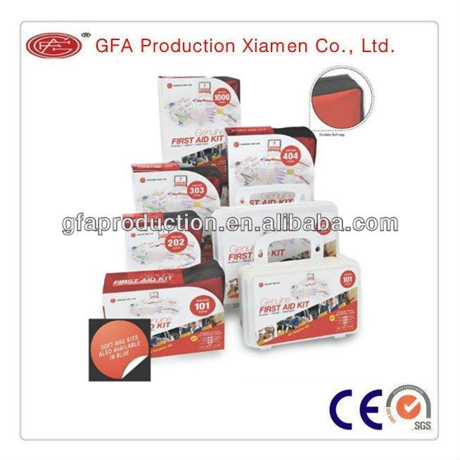 GFA Emergency Kit Disaster Survival Kit Hard Case