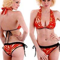 Женское бикини New Sexy Women's Ladies Swimwear Beachwear Swimsiut Bikini set
